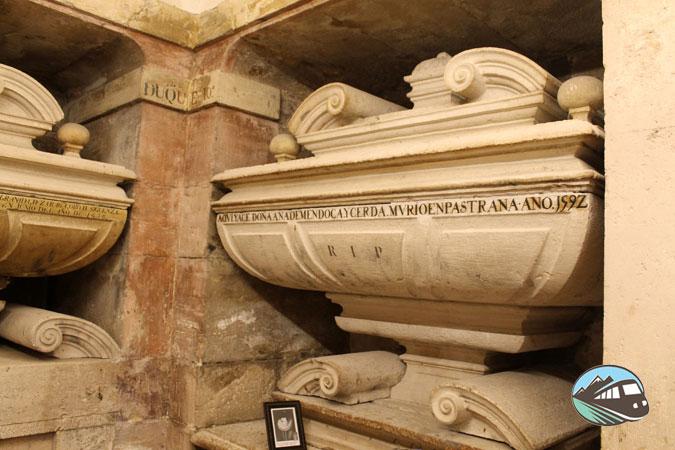 Cripta de los Duques de Pastrana