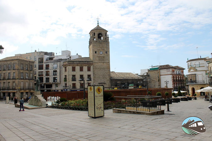 Plaza de Andalucía - Úbeda