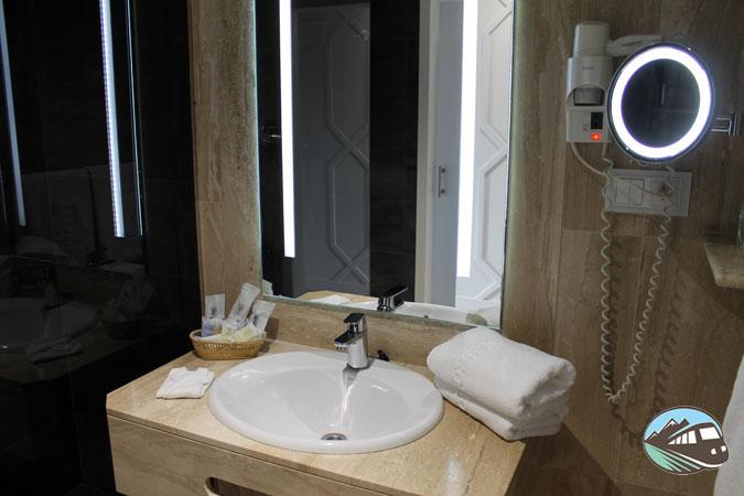 Baño - Hotel Europa