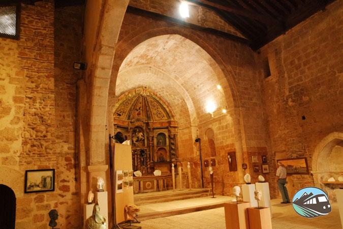 Iglesia de San Miguel - Allyón