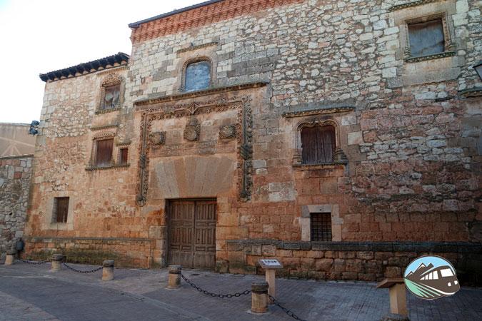 Palacio de los Contreras - Ayllón