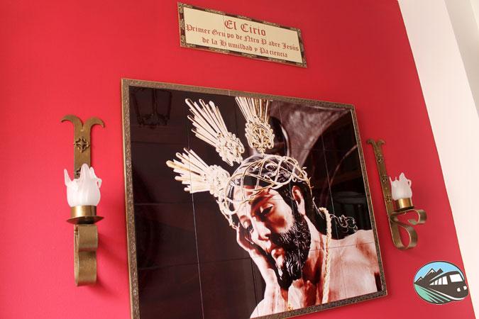 """Trajes del cuartel de Semana Santa """"El Cirio"""" - Puente Genil"""