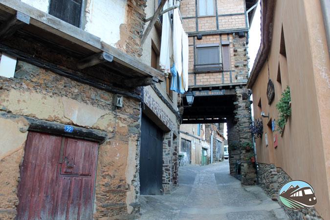 Arquitectura tradicional – Robledillo de Gata