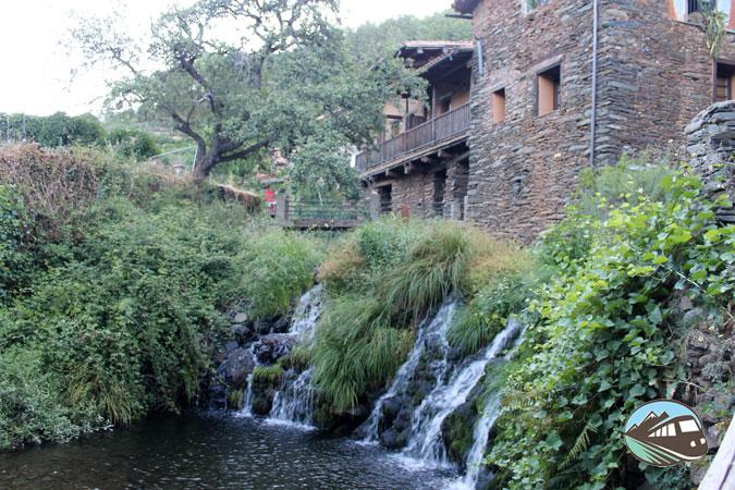 Entorno fluvial - Robledillo de Gata