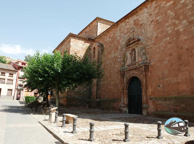 iglesia de Santa María la Mayor – Ayllón