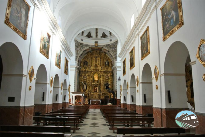 Iglesia de Santo Domingo - Lucena