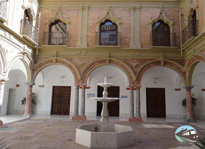 Palacio de los Condes de Santa Ana - Lucena