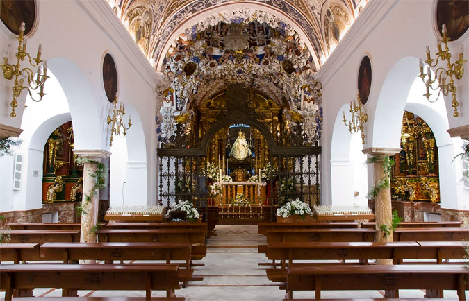 Santuario de la Virgen de Araceli - Lucena
