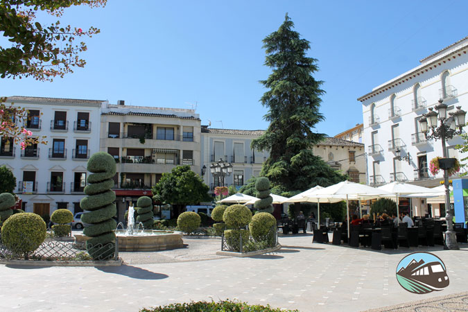 Plaza de la Constitución - Priego de Córdoba