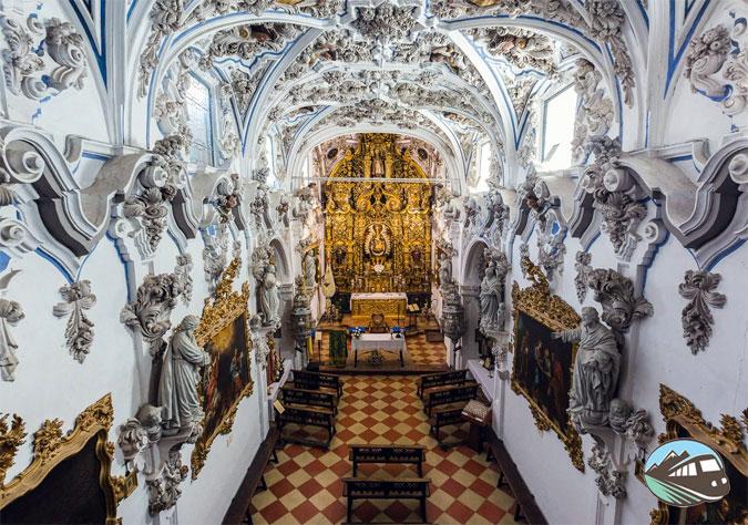 Iglesia de Nuestra Señora de la Aurora - Priego de Córdoba