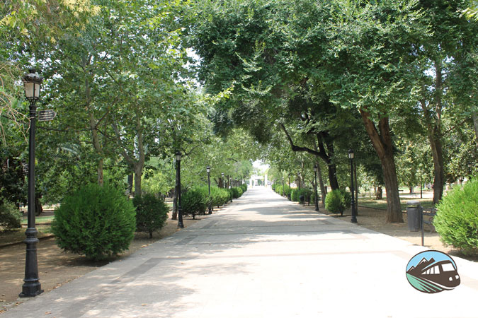 Parque de la Paz - Zafra