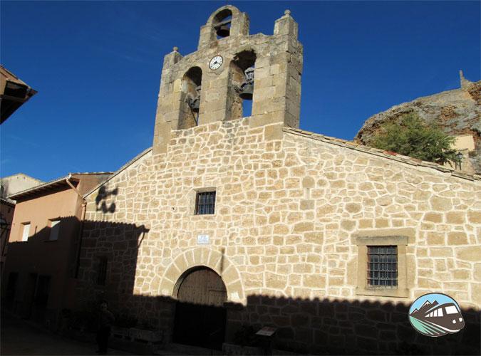 Iglesia de San Juan Bautista - Zorita de los Canes