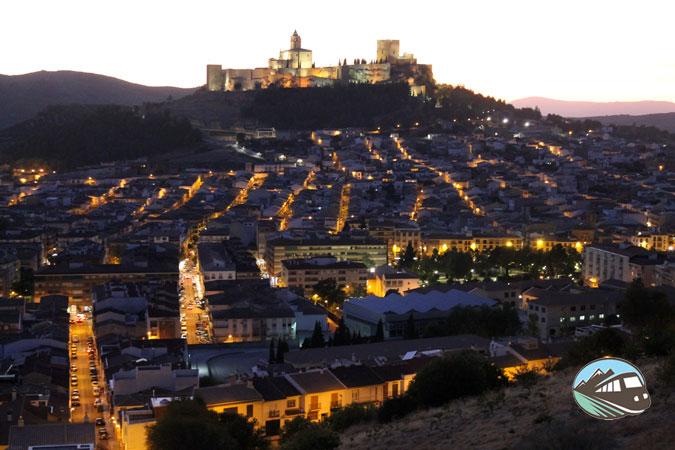 Mirador del barrio de las cruces - Alcalá La Real