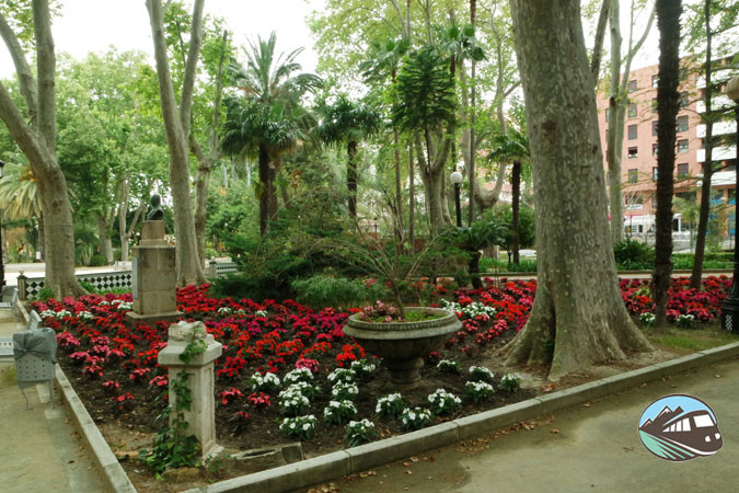 Parque de María Cristina - Algeciras