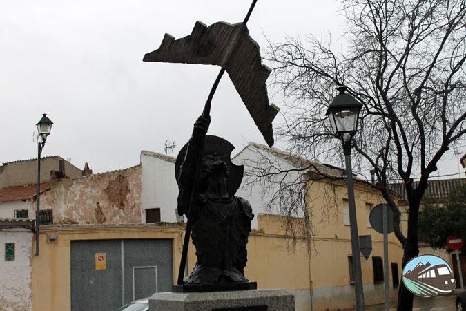 Don Quijote Cósmico – Alcázar de San Juan