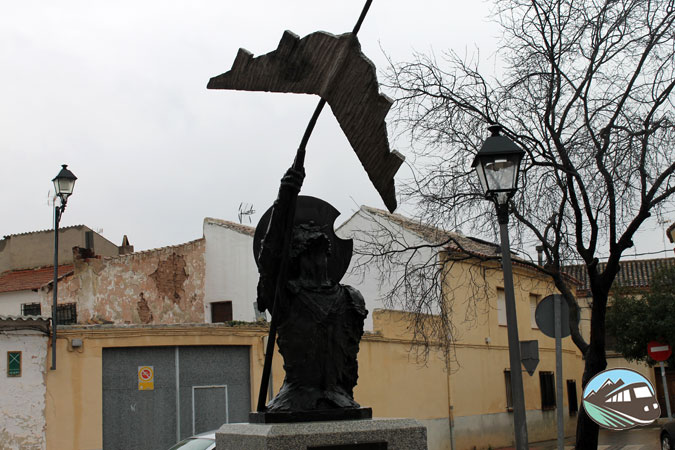 Don Quijote Cósmico - Alcázar de San Juan