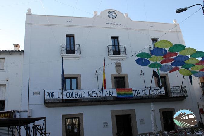 Ayuntamiento - Malpartida de Cáceres