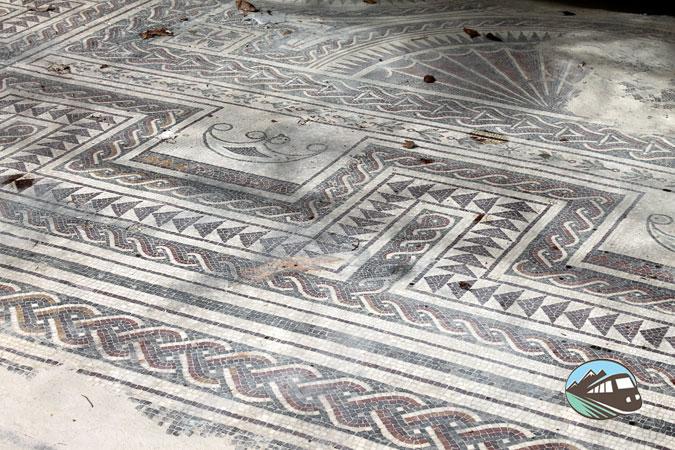 Mosaico romano de Medinaceli