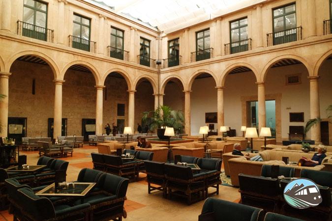 Patio del Palacio Ducal - Lerma