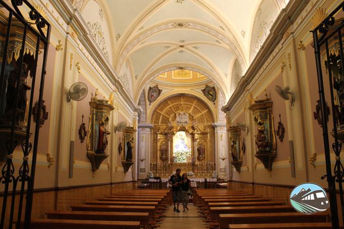 Ermita de la Virgen de Rus - San Clemente