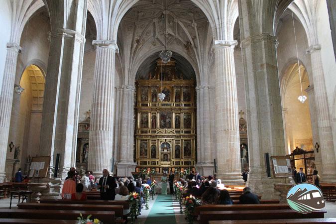 Iglesia Santiago Apóstol - San Clemente