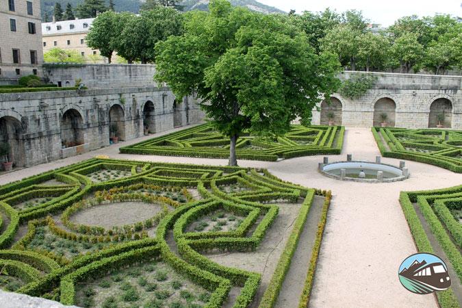 Jardín de los Frailes - El Escorial