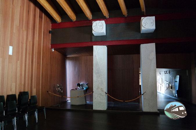 Interior de la ermita – Covarrubias