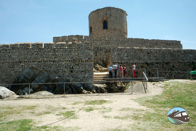 Torre del homenaje - Jimena de la Frontera
