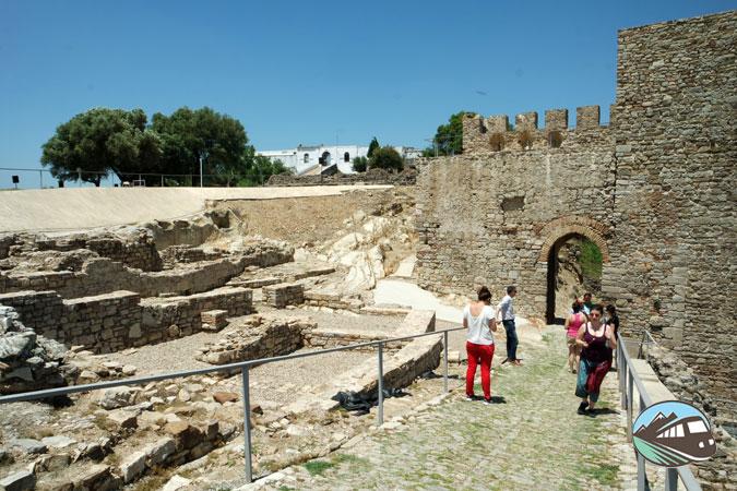 Castillo - Jimena de la Frontera