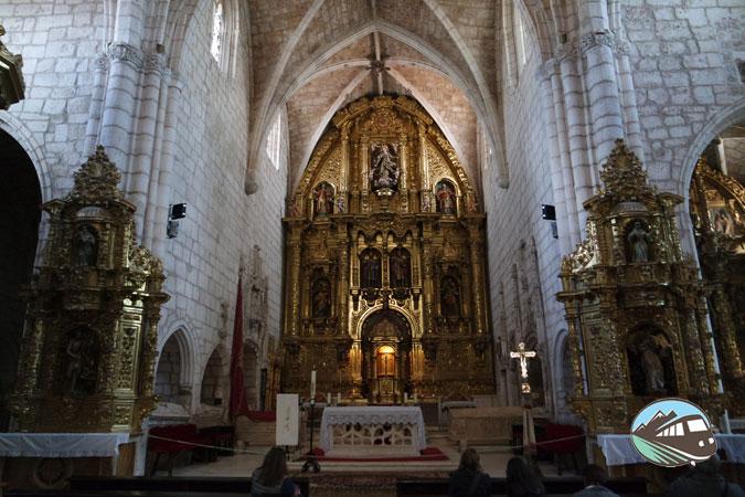 Ex colegiata de San Cosme y San Damián – Covarrubias