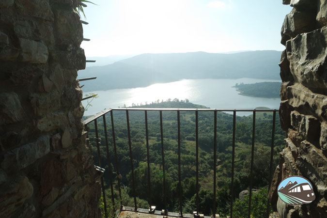Balcón de los amoroso - Castellar Viejo