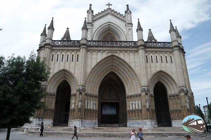 Catedral Nueva – Vitoria