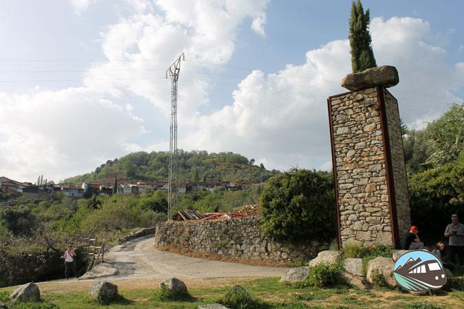 Cruz de Mingo - Camino del Agua