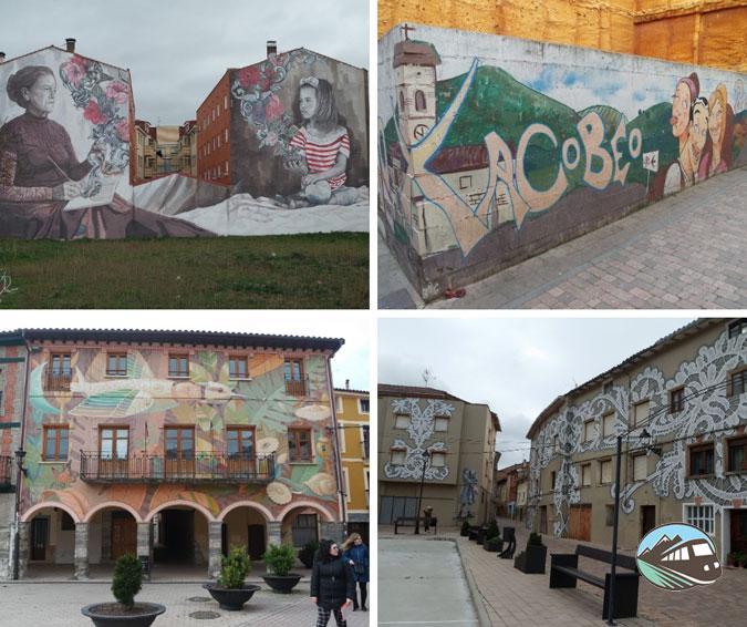 Murales de Belorado