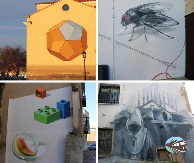 Murales de Zamora