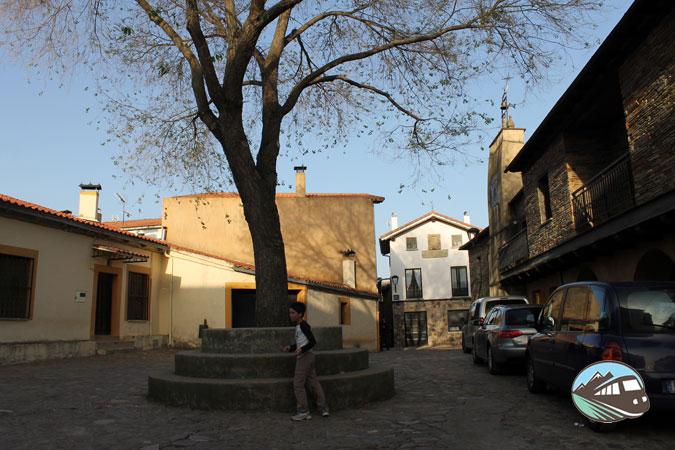 Plaza de Monsagro