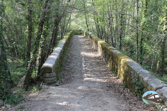 Puente del Pontón - Camino del Agua