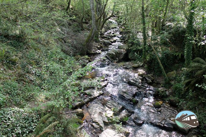 Río Milano - Camino del Agua