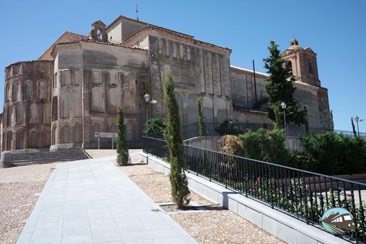 Igelsia de Santa María del Castillo