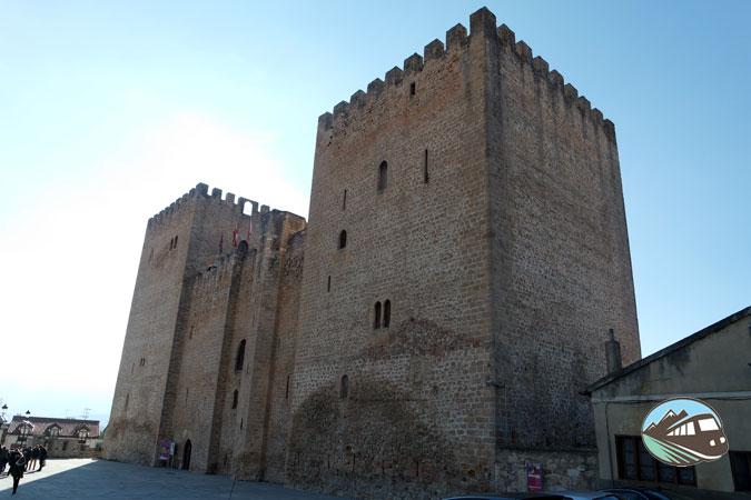 Alcázar de los Velasco - Medina de Pomar