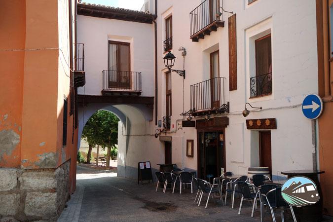 Arco de San Miguel - Calatayud