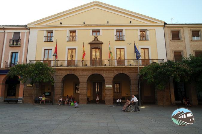 Antigua Casa Consistorial de Alfaro