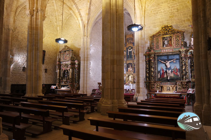 Iglesia de Santa Cruz - Medina de Pomar