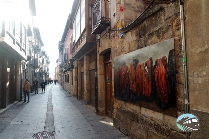 Cuadros de la calle Mayor – Medina de Pomar