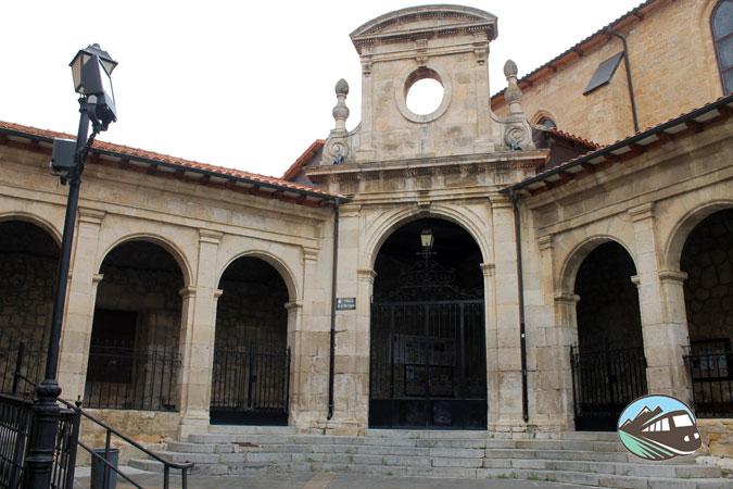 Iglesia de Santa Cruz – Medina de Pomar