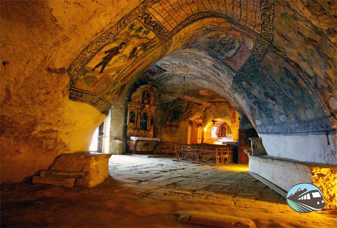Cueva rupestre – Ojo Guareña