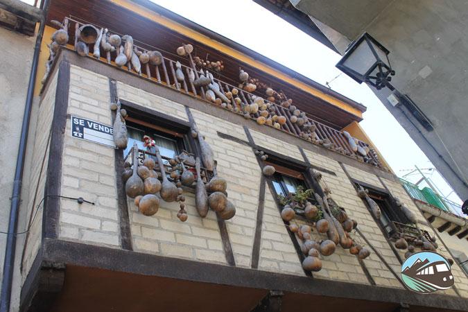 Barrio de la Huerta – Garganta la Olla