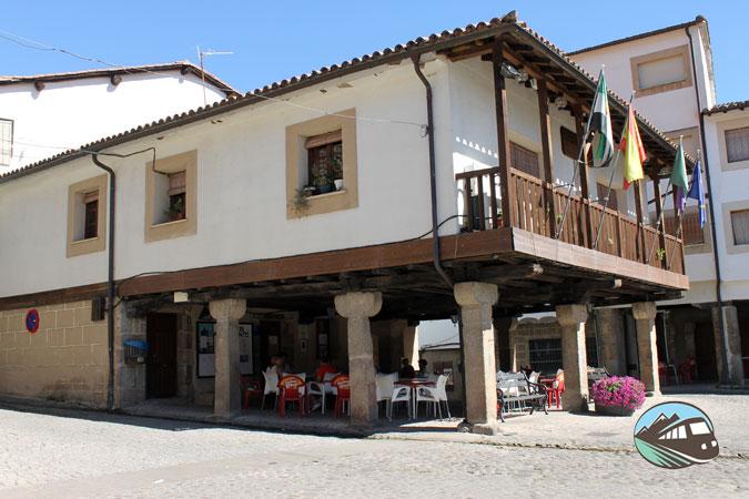 Ayuntamiento - San Martín de Trevejo