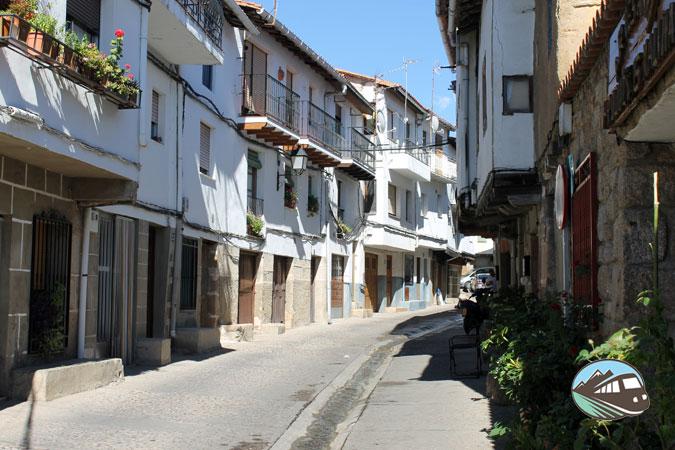 Calles de San Martín de Trevejo