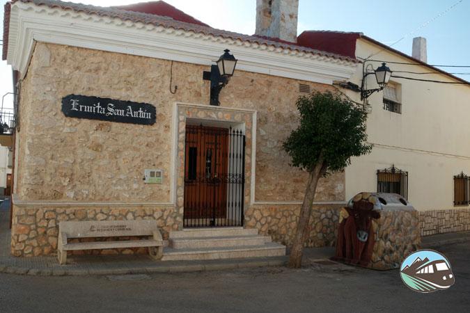 Ermita de San Antón - El Provencio